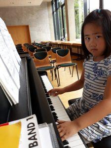 Klavier Kind