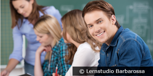 Menschen beim Lernen