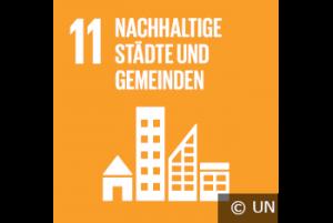 SDG 11 - Nachhaltige Städte und Gemeinden